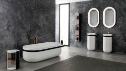 Aro floor standing washbasin