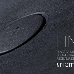 Line Shower Trays